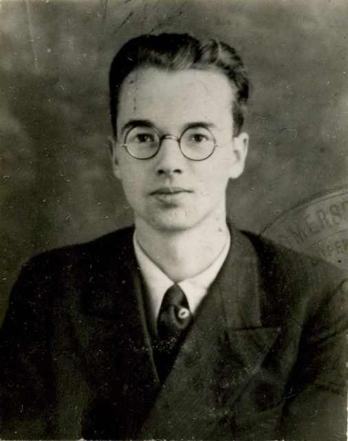 Cold War spies caught and identified, some nearly five decades later.   Police photograph of Physicist Klaus Fuchs. Source