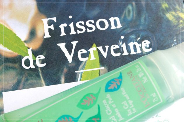 L'Occitane Frisson de Verveine review, photos: Ice Gel & Shower Gel http://thenotice.net/2014/08/loccitane-frisson-de-verveine-review-photos/ #MakeupCafe