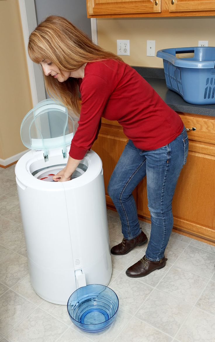 gh these guys or their competition..Larger in size, but still compact, the Mega Spin Dryer can dry 22 lbs of clothing in only 3 minutes! Order yours today from The Laundry Alternative.