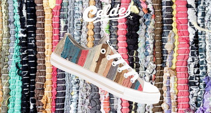 Colorful African textiles 🎨 Find Celdes's best seller 🔝 at: http://celdes.com/…/402-stripped-textiles-of-different-text… #exploreceldes #exploretheworld #bestseller
