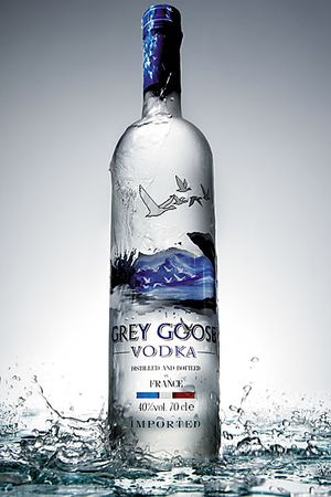Grey Goose Vodka made in France - #GreyGooseVodka #GreyGoose