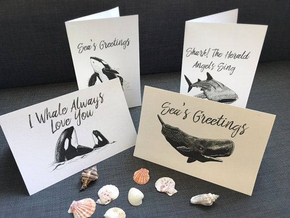 Added some Christmas cards too the shop! :D
