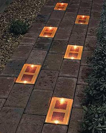Solar Bricks, set of 2