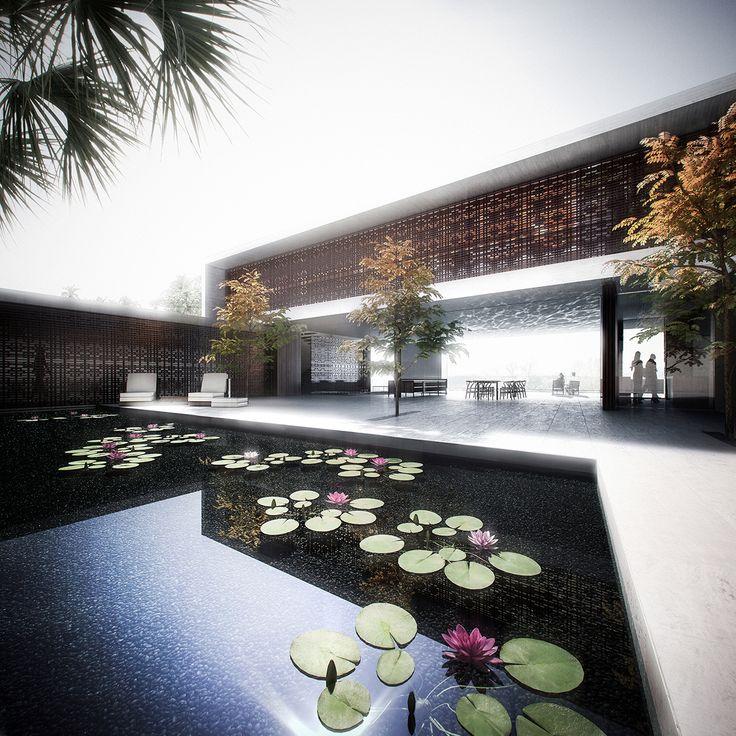 Tan Sri House Kuala Lumpur - Monk Mackenzie Architects