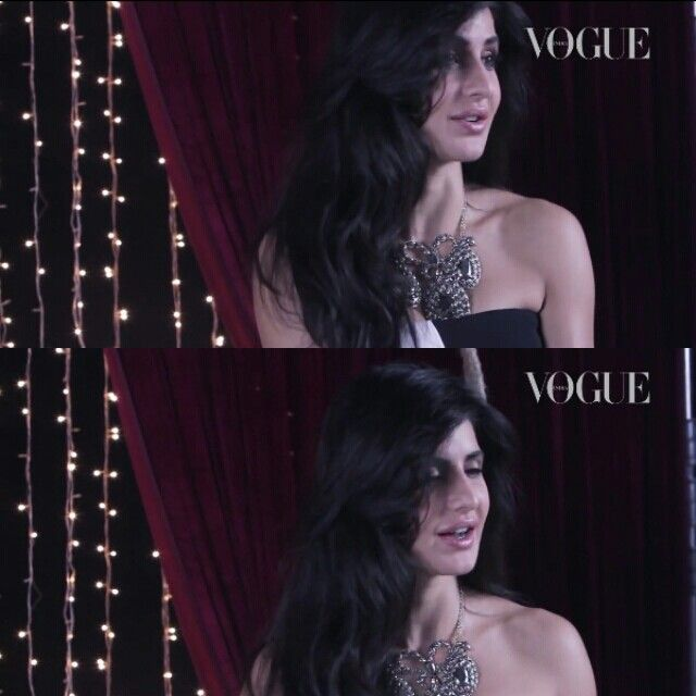 Katrina kaif for vogue photoshoot