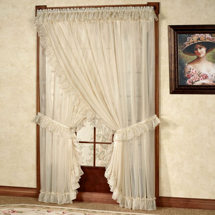 Priscilla Curtains for Bedroom - Vanity Ideas for Bedroom Check more at http://iconoclastradio.com/priscilla-curtains-for-bedroom/