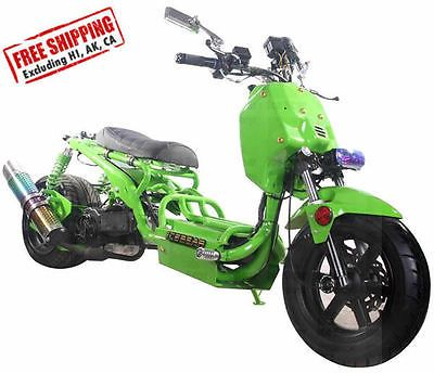 ice bear upgraded maddog 150cc full size motor bike gas. Black Bedroom Furniture Sets. Home Design Ideas