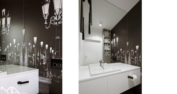 bathroom. Madama