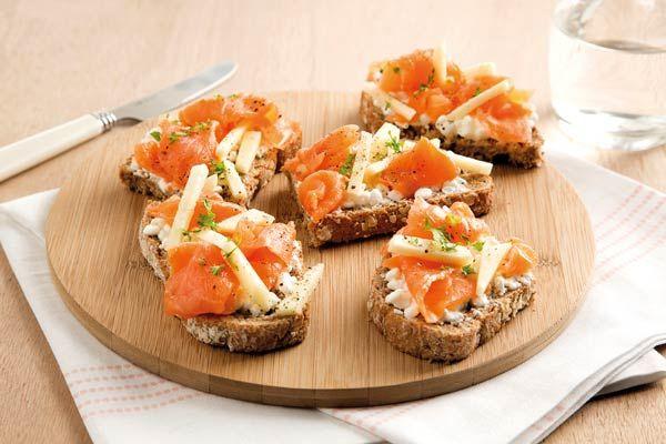 Dorian van Rijsselberghe | Heerlijk lunchen met volkoren brood en cottage cheese