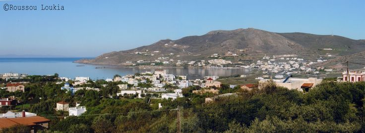 Poseidonia - a coastal village and one of the most popular summer resorts of Syros, characterized by stately mansions that are built on both sides of the main road crossing the village. #Greece #Syros #Terrabook #GreekIslands #Travel #Aegean #GreeceTravel #GreecePhotografy #GreekPhotos #AegeanSea #Traveling #Travelling #Holiday #Summer