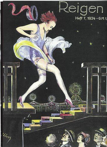 Weimar Reigen Magazin, 1924