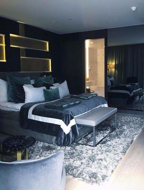 87 besten Bedrooms | Dorms Bilder auf Pinterest | Mädchen ...