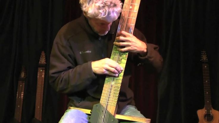 While My Guitar Gently Weeps, Chapman Stick.  I know little of a Stick, but I do know they are very difficult to play.  This video is awesome!!