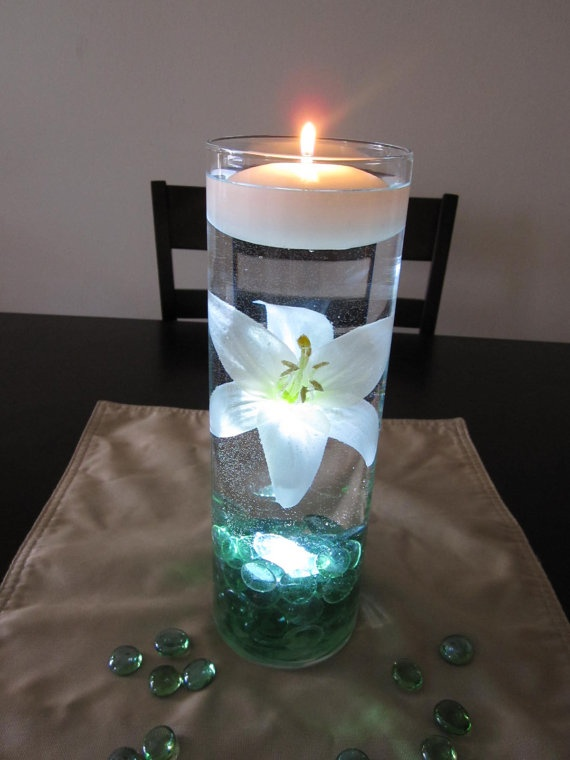 Best ideas about lily centerpieces on pinterest