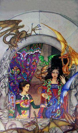 Pern Museum Art Gallery - Official Art - Elzabeth Malczynski