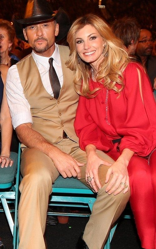 One of our favorite celebrity couples!