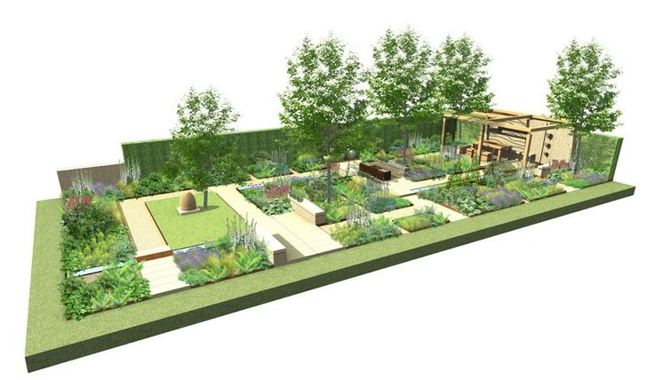 Chelsea Flower Show 2013: Designs For The 15 Show Gardens