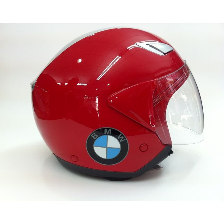 Rotulación de casco BMW