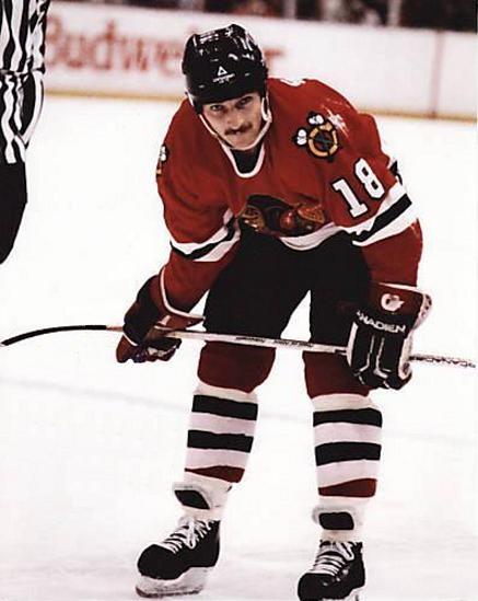 Denis Savard | Chicago Blackahwks | NHL | Hockey