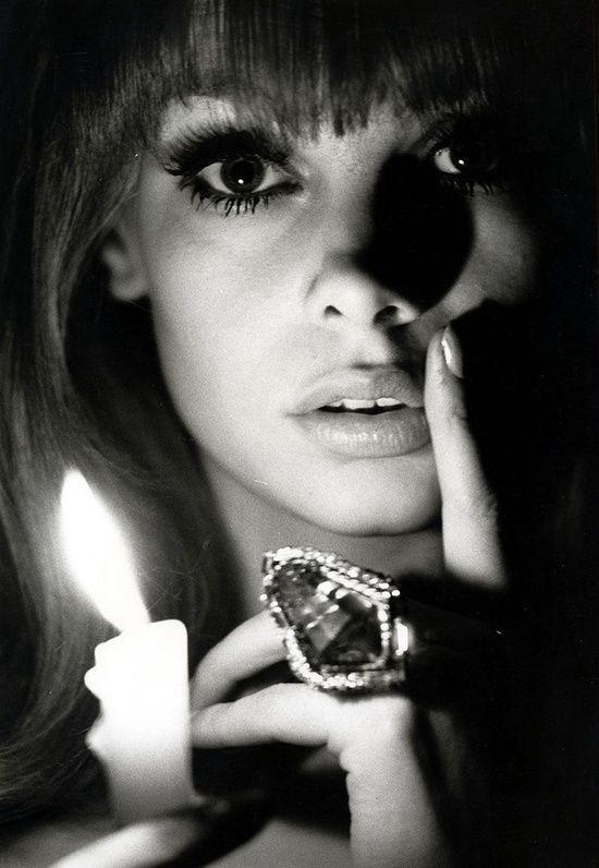 Jean Shrimpton by bert stern.