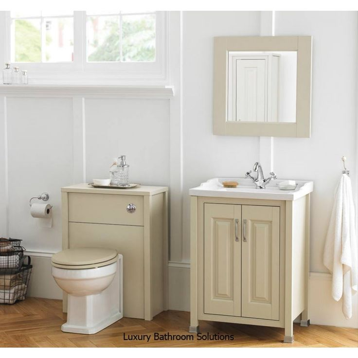 OLD LONDON - Luxury Ivory Furniture Collection available at luxurybathroomsolutions.co.uk