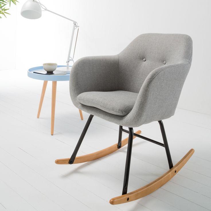 die besten 25 schaukelstuhl ideen auf pinterest schaukelstuhl wei schaukelstuhl grau und. Black Bedroom Furniture Sets. Home Design Ideas