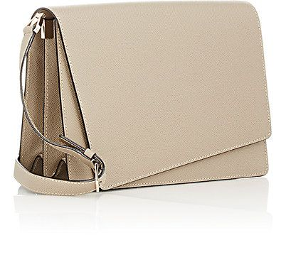 Valextra Twist Large Shoulder Bag -  - Barneys.com