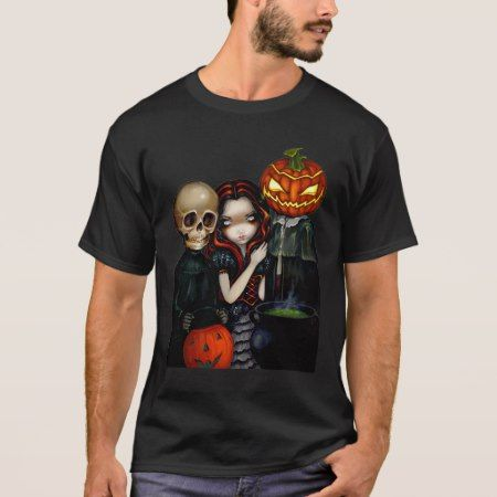 Out Trick-or-Treating Halloween Shirt - tap to personalize and get yours