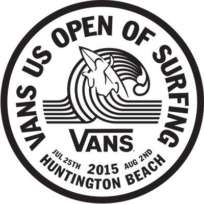 Vans US Open of Surfing | July 27 - Aug 2, 2015