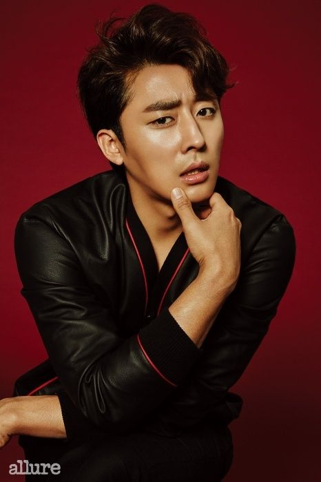 Son Ho Joon - Allure Magazine June Issue '15