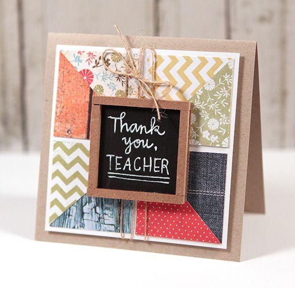 10 Best Ideas About Teacher Cards On Pinterest