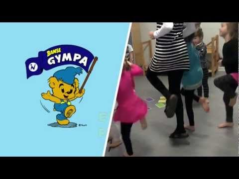 Bamsegympa för förskolan - Svenska Gymnastikförbundet