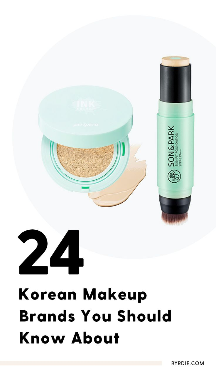 Makeup Brands: 25+ Best Ideas About Korean Makeup Brands On Pinterest