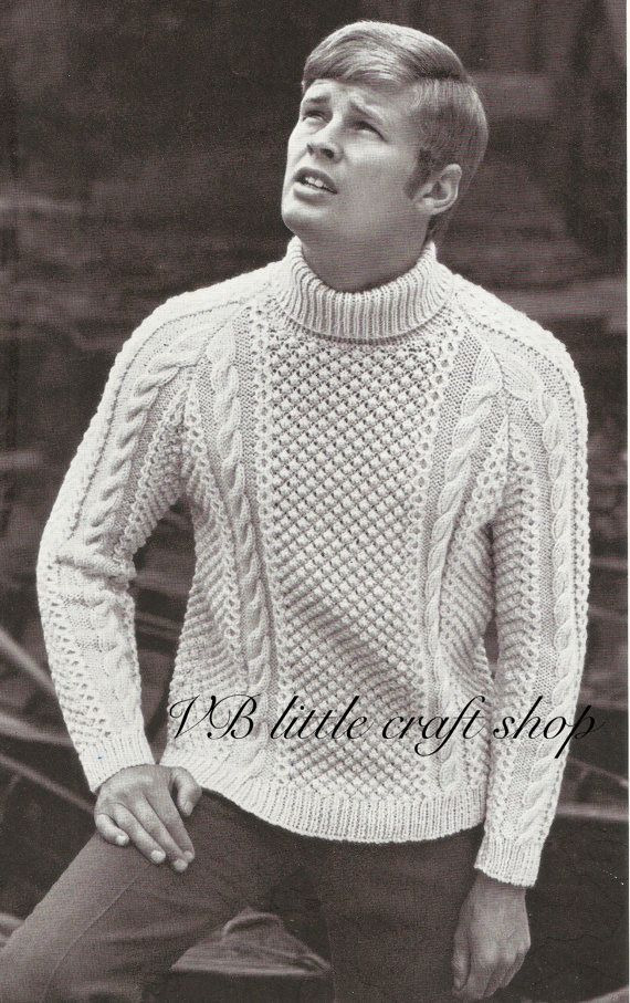 Knitting Pattern Mens Aran Jumper : 17 Best images about Id_man on Pinterest Cable, Sweater patterns and Drops ...