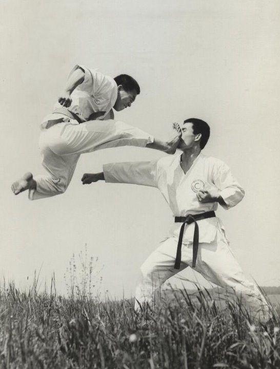 Old Karate