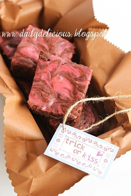 Happy Cooking with LG SolarDom: Raspberry Brownies