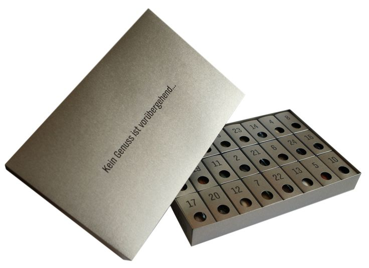 Bronze Award for Advent calendar by Clormann Design GmbH (2012)