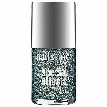 nails inc. Special Effects 3D Glitter Nail Polish Hammersmith 0.33 oz