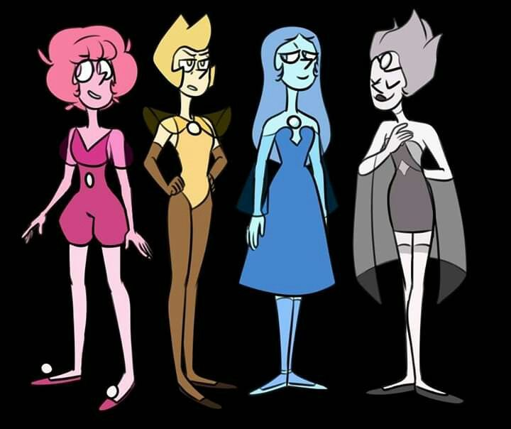 I Really Do Think That The Pearls Should Look Like This