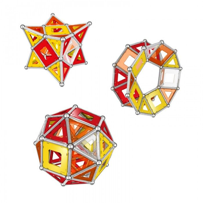 Geomag Panels Magnetic Toy: 150-Piece Set