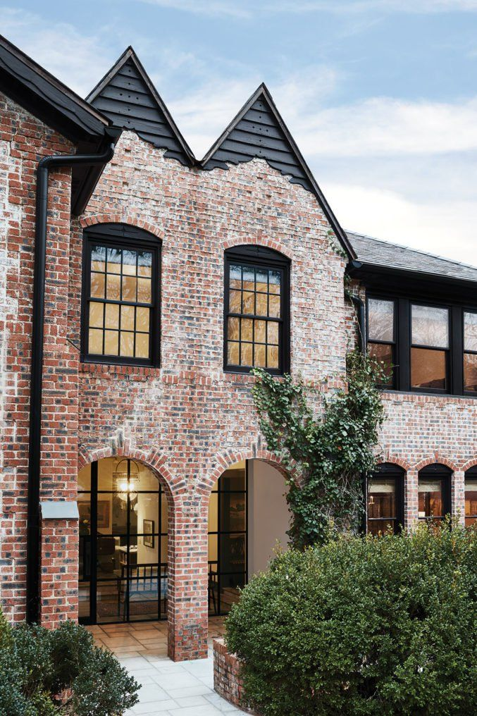 Inside A Carefully Preserved And Renovated 1920s Tudor D