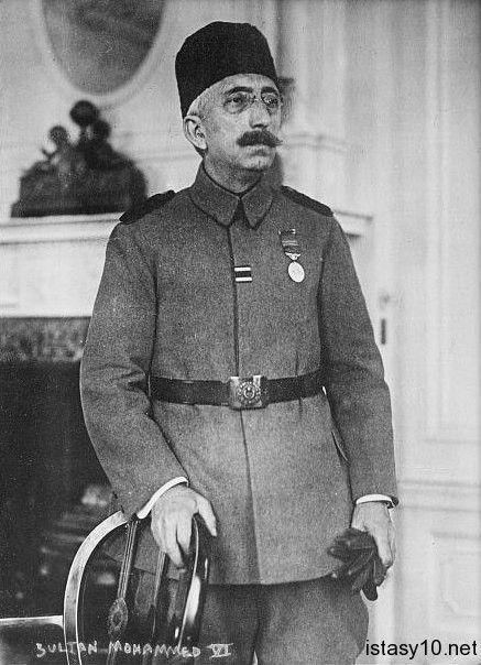 1 Kasım 1922 – Saltanatın Bitişi