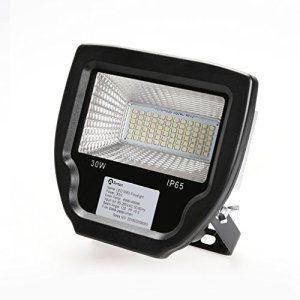 Anten® 30W Projecteur LED Floodlight Lampe LED pour Éclairage Extérieur et Intérieur Luminaire Spot Imperméable IP65 de Haute Luminosité et…