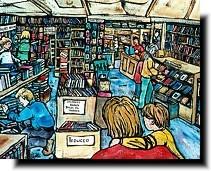 Highway Bookshop, Cobalt