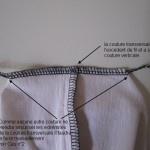Comment arrêter une couture à la surjeteuse + leçons + tutos