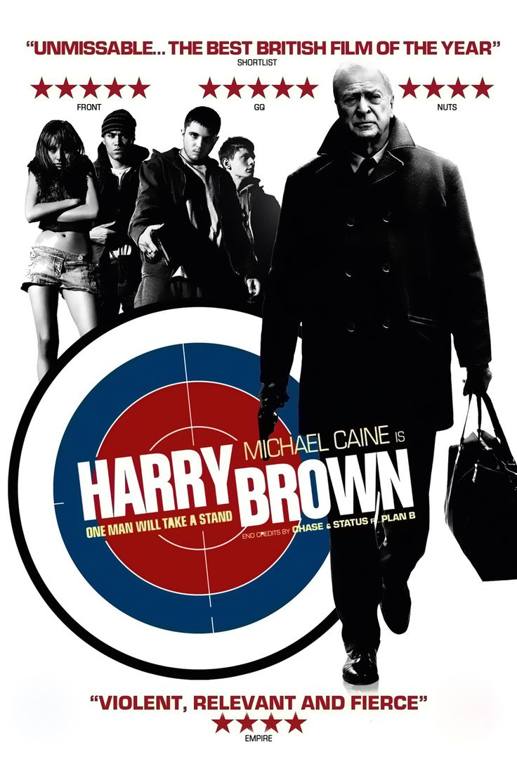 Great to see Michael Caine in action. Fierce and entertaining. (Another great flick courtesy of Mr. JMck.)