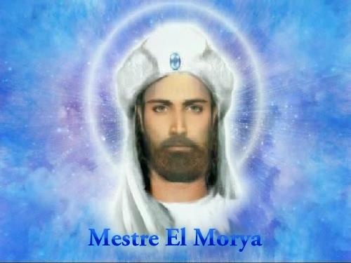 Ascensionado Mestre Morya