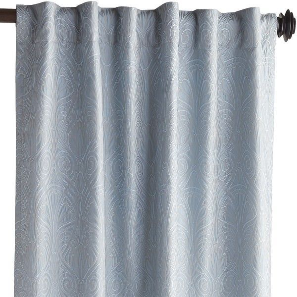 The 25+ best Damask curtains ideas on Pinterest | Door canopy ...