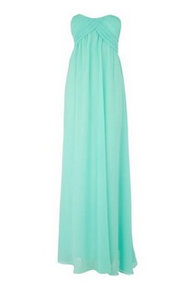 #Turquoise Maxi Dress