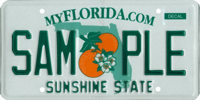 florida license plates - Google Search